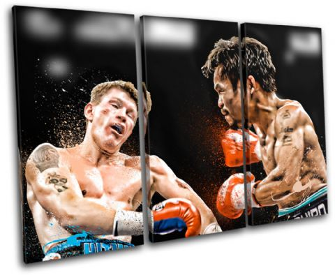 Boxing Pacquiao Hatton Sports - 13-1922(00B)-TR32-LO
